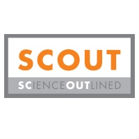 SCOUT - Science Outlined Logo